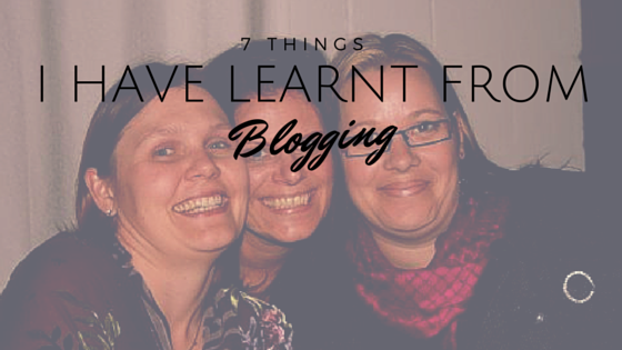 7 Things I have learnt from blogging|HarassedMom