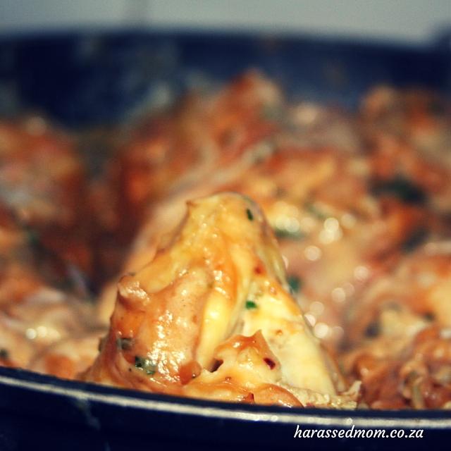 Nutty Chicken Curry|HarassedMom