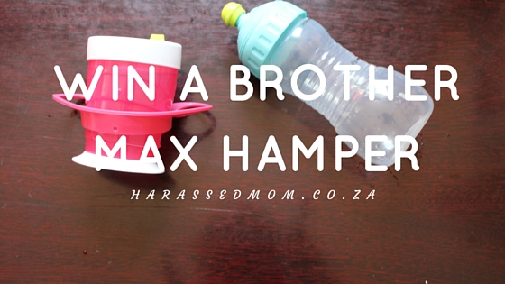 Brother Max|HarassedMom