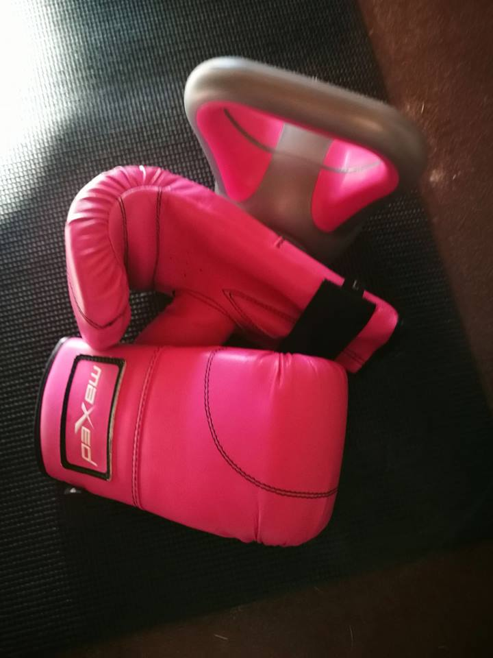 Lessons From Boxing | HarassedMom