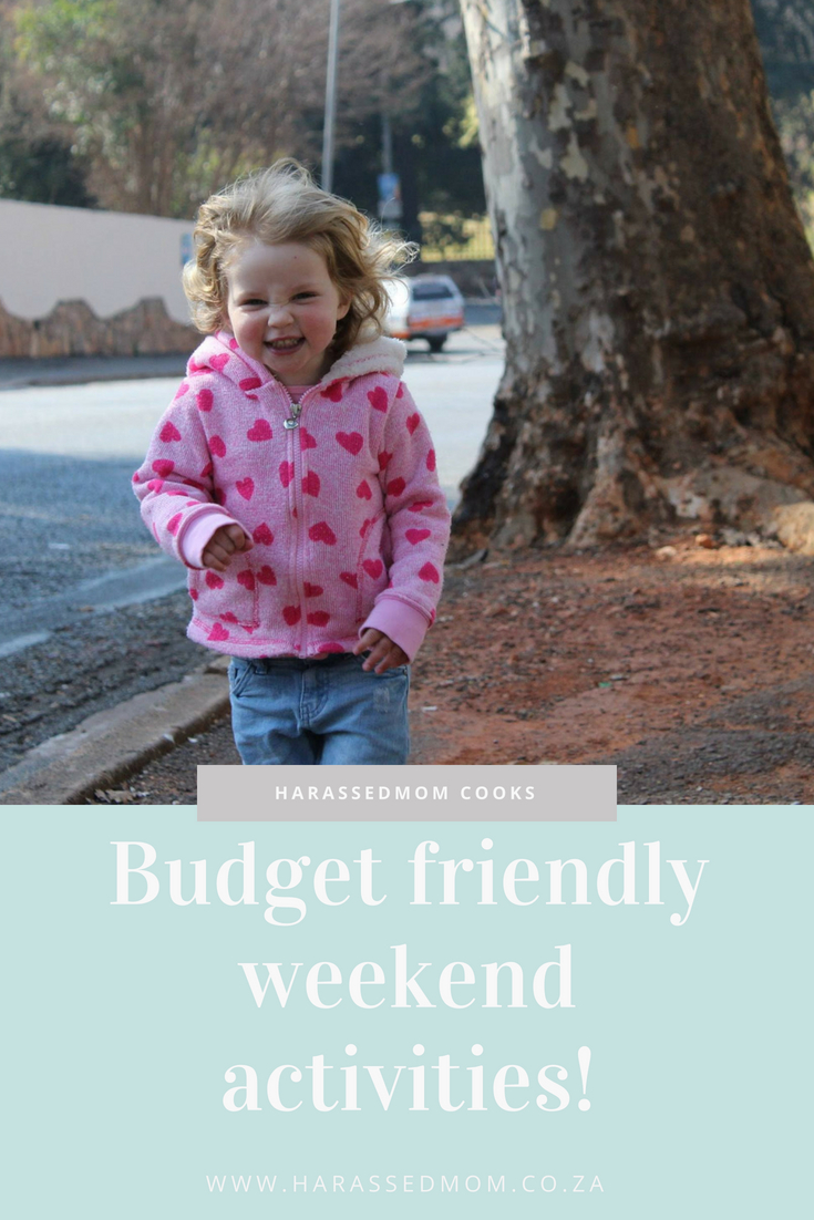 Weekend Activities That Won't Cost Anything | HarassedMom
