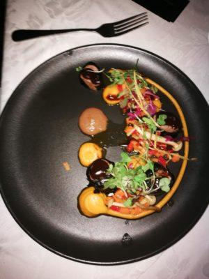 Dinner at Signature Restaurant   HarassedMom