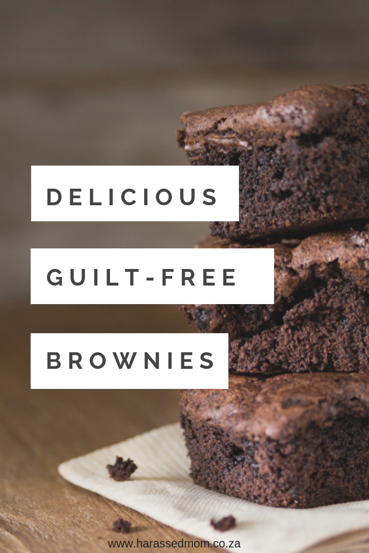 Guilt Free Brownies from Nutriseed   HarassedMom