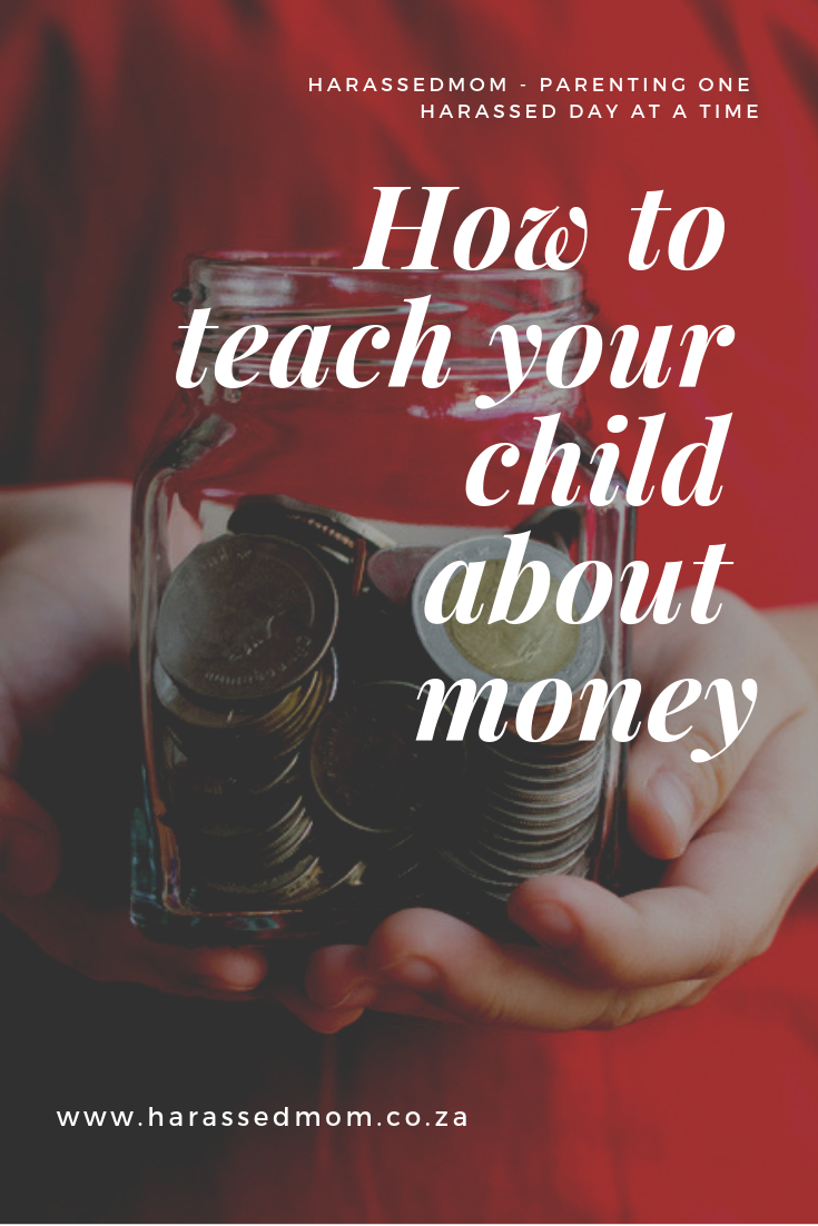 Teach Your Child To Manage Their Own Money | HarassedMom