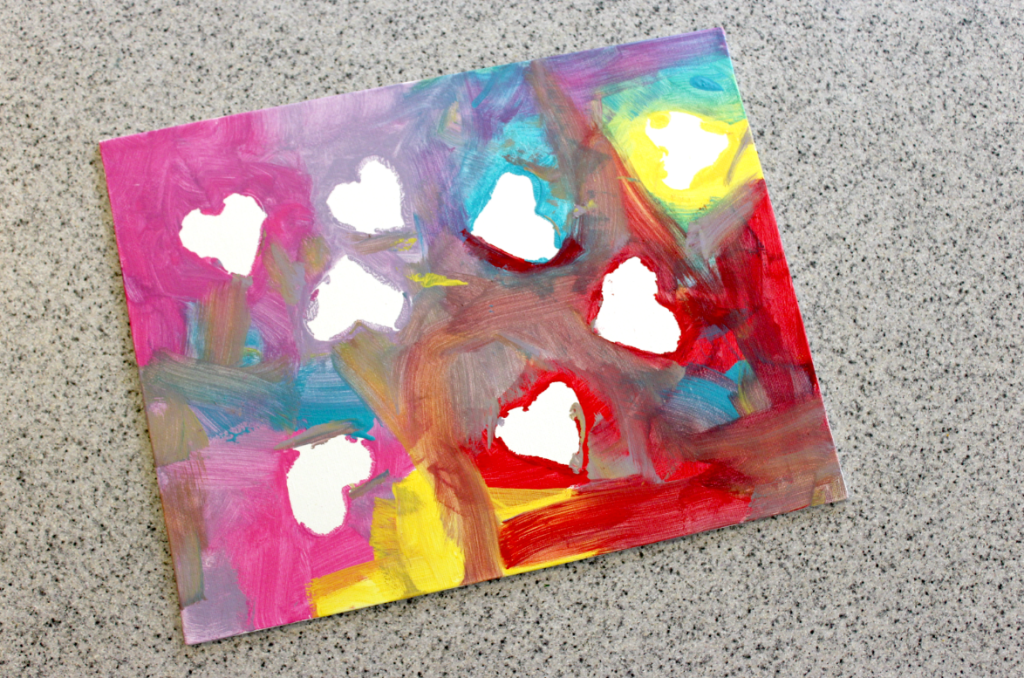 Valentine S Day Craft Activities Harassed But Happy Mommy Blogger