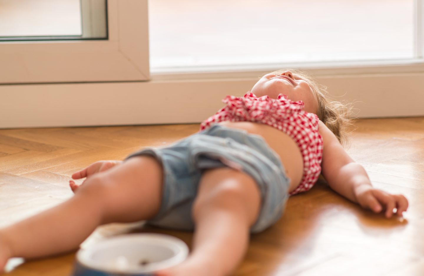 The Truth Taming Toddler Tantrums   HarassedMom