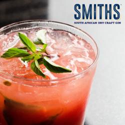 Smiths Gin | HarassedMom