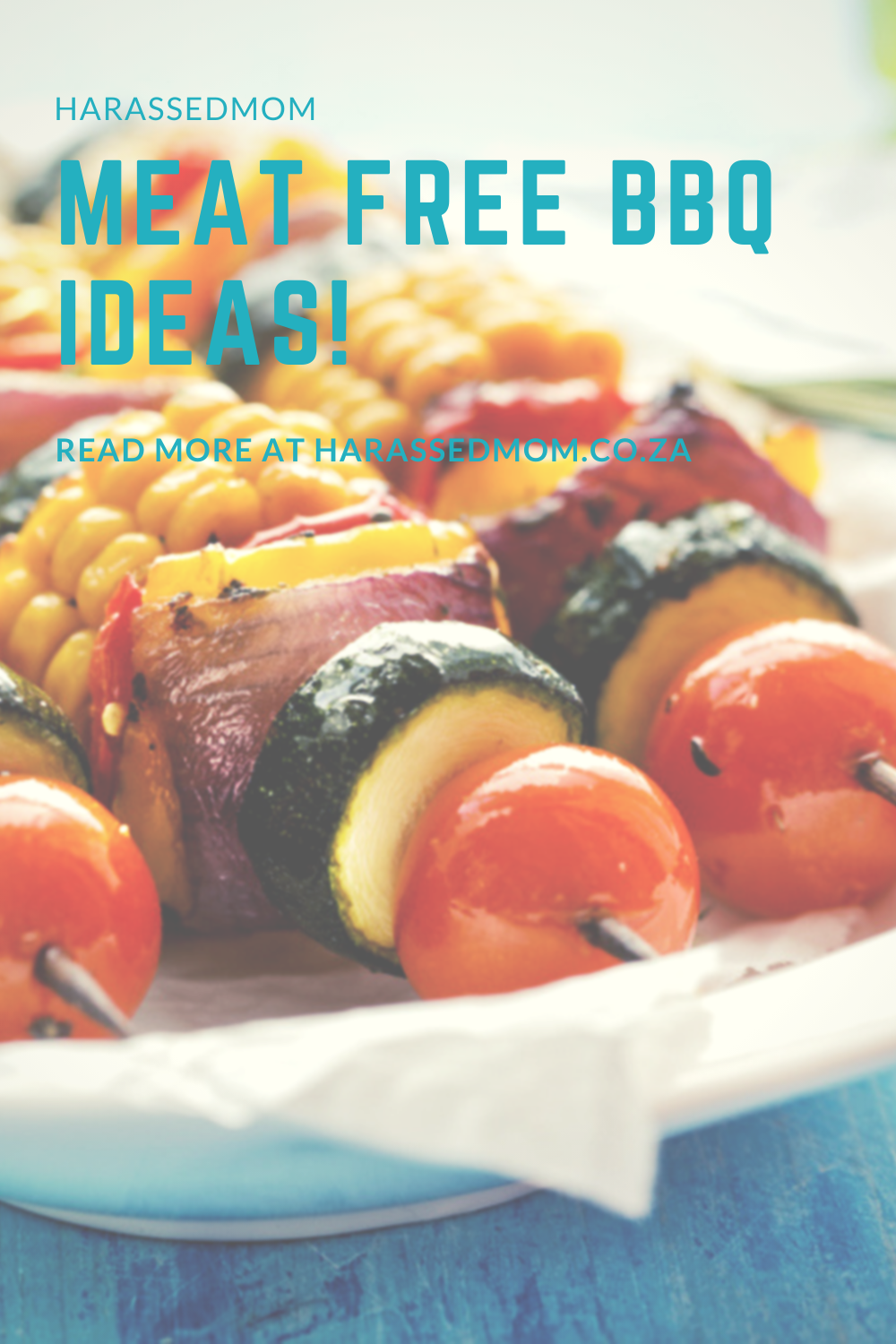 Meat free BBQ options! Enjoy your BBQ with these delicious meat free options.
