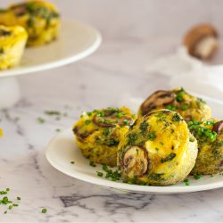Goat's Cheese and Mushroom Frittata Cups 1.jpg Image Credit The South African Mushroom Farmers' Association | Waste-free Recipes HarassedMom