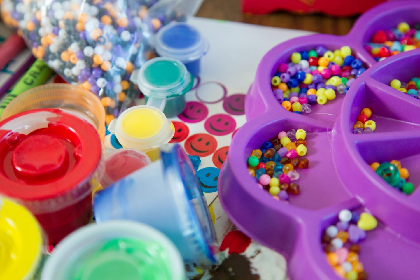 8 benefits of crafting with your kids